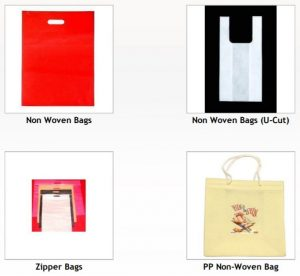 Non Woven Bags Making Project Report
